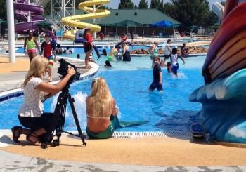 WVLA: Baton Rouge 'Mermaid' makes a splash around the Capitol City